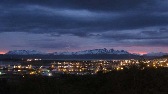Ushuaia noche