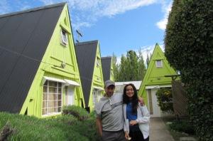 Hostel Las Cabañitas, de lo mejor para hospedarse, buenas instalaciones y mejor ambiente