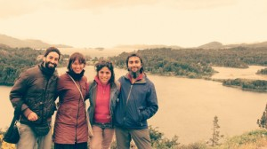Panorámica Bariloche